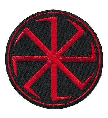 Viking Compass Odin Vegvisir 3.0 Inch  Tactical Morale Hook Patch