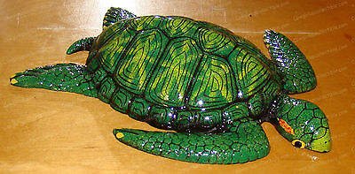 SEATURTLE Wall Decor (Handpainted, 1252) Large