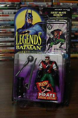Kenner Robin First Mate Action Figure