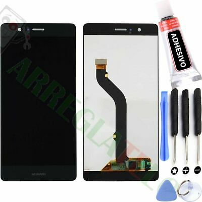 Pantalla Para Huawei Ascend P9 Lite Negra Tactil + Lcd Display Black