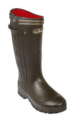 Percussion Rambouillet Neoprene Wellington Boots Full-Zip #1745 Waterproof