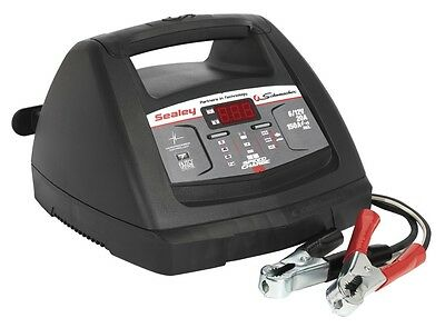 Starter 150Amp/Intelligent Speed Charge Battery Charger 20Amp 6/12V SCI90S