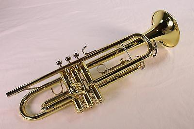 King Model 601 Student Trumpet GORGEOUS! QuinnTheEskimo