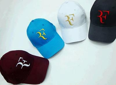 Limited Edition Latest Foreign Trade Tennis Roger Federer RF Tennis Hat Cap