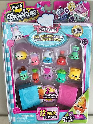 6 1 shopkins season 6 chef club 12 pack in hand cad 29 for Hopkins cad