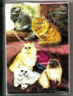 CATS-3 - Deck of Playing Cards by Maystead
