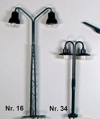 for Your TT Model Railway: Lamps - Lights - Lanterns - Je 13,99