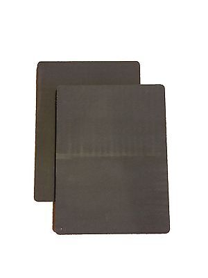 FOAM Non-Ballistic Trauma Pads for AR500 Body Armor -6x8 PAIR