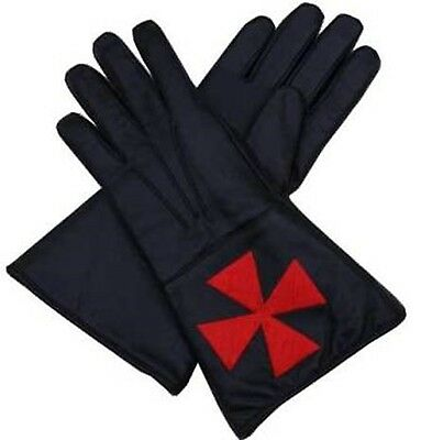 Knights of Templar Gloves (Free Delivery)