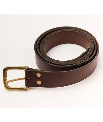 Knights Templar Sword Leather Belt (Free Delivery)