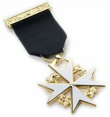 Knights of Malta Breast Jewel (Free Delivery)