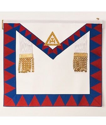 Royal Arch Companions Apron and Sash (Free Delivery)