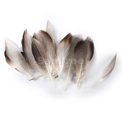 20PCS MALLARD DUCK FLANK FEATHERS for Costume Millinery Mask Dreamcatcher