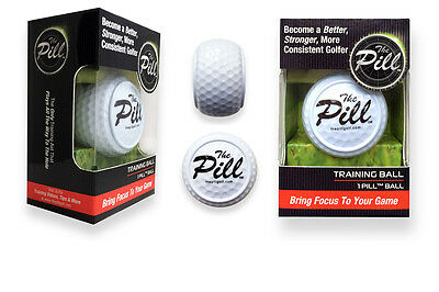The Pill Golf Single -Golf Gift