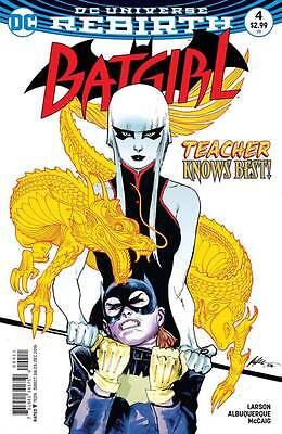 Batgirl # 4 Regular Cover 1st Print NM DC