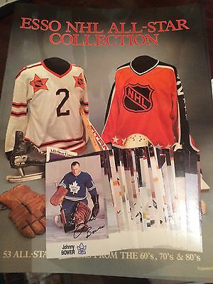 1988-89 Esso All Star Full Set 48 Cards With Album Mint