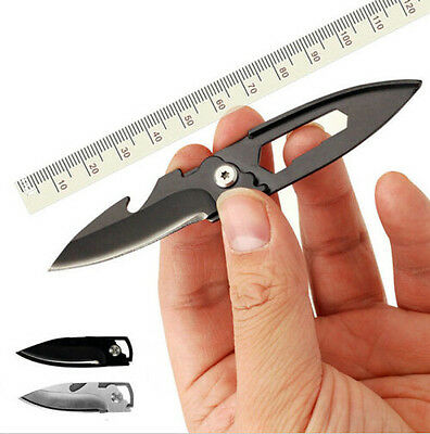 New EDC Survival Knife Folding Handle Knives Survival Outdoor Camping Tool