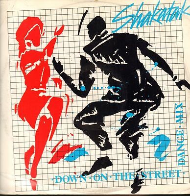 "Shakatak(12"" Vinyl)Down On The Street-Polydor-POSPX 688-UK-1984-VG/VG"