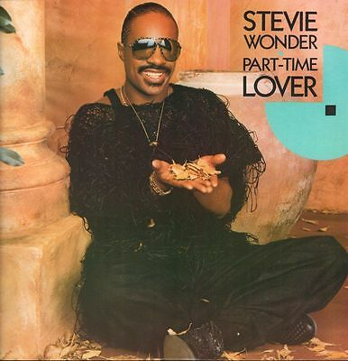 "Stevie Wonder(12"" Vinyl)Part Time Lover-Motown-ZT 40352-UK-1985-Ex/NM"