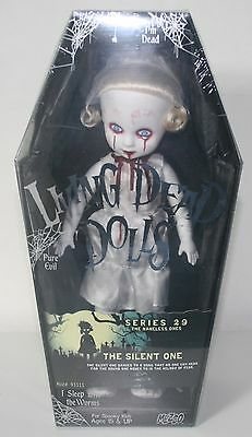 Living Dead Dolls The Silent One Series 29  Horror Puppe Gothic LDD