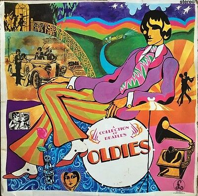 A Collection Of Beatles - Oldies - Vinyl LP 33T