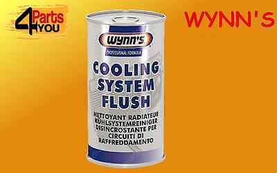 Wynns Pro Cooling System Flush Acid Free Car Radiator Cleaner 325ML 45944