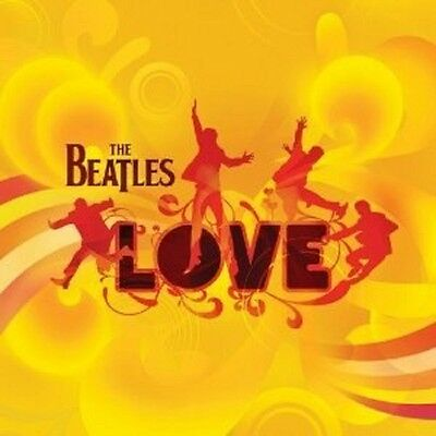 The Beatles - Love  Cd  26 Tracks Beat Pop / Soft Rock  New!