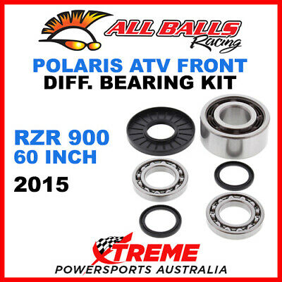 25-2075 Polaris RZR 900 60 Inch 2015 Front Differential Bearing Kit
