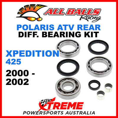 25-2056 Polaris Xpedition 425 2000-2002 Rear Differential Bearing Kit