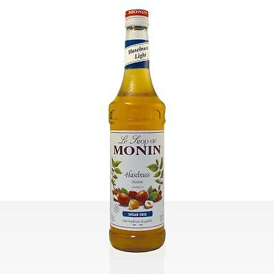 Monin Sirup Haselnuss light -zuckerfrei- 0,7 l