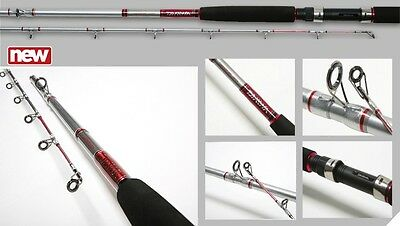Daiwa Sweepfire 8' 2 Pc Trolling Boat Rod Swxtr8021225-As Special Offer