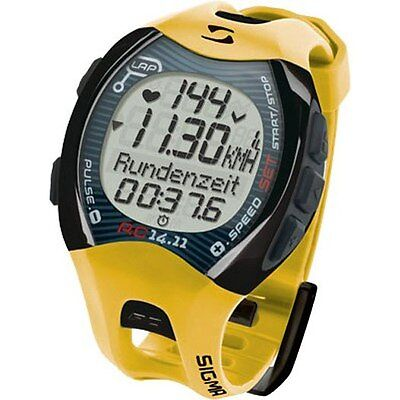 Sigma RC 14.11 Running Computer Heart Rate Monitor Watch Sport Fitness
