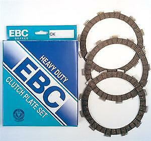 KTM EXC530 - (9 Friction Plate Type) 09-11 EBC Clutch Plate Set