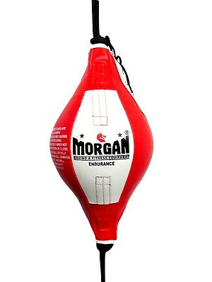 Morgan Endurance Floor to Ceiling speedBall [Colour: Red]