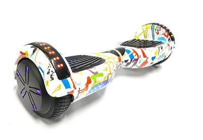 "Urban Hip Hop 6.5"" Hoverboard Swegway Bluetooth Speaker & UL CE Approved Charger"