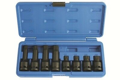 Tamper Proof Spline Impact Set 5273 Laser New