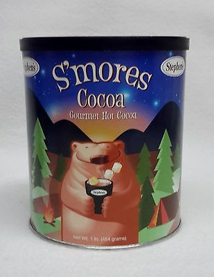 1 Stephen's Milk Chocolate Hot Cocoa S'mores Cocoa Exp. New & Fresh