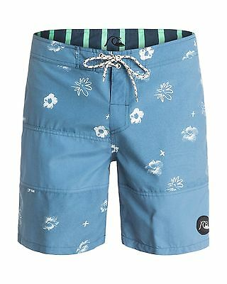 "NEW QUIKSILVER™  Mens Spaced Out 18"" Boardshort Surf Board Shorts"