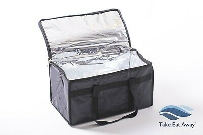 Extra Large Insulated Bags Picnics Transporting Food Cool Box Bag Frozen Ice CL8