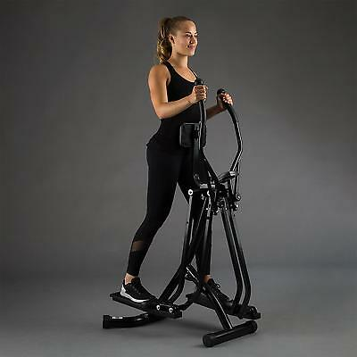Ergometer Fitness Stepper Ellipsen Trainer Home Gym Cardio Fit Sport Ausdauer