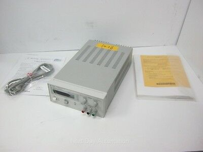 New in Box Agilent Technologies E3615A DC Power Supply 0-20VDC 3A 60W