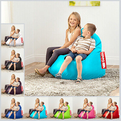 Faux Leather Pod Beanbag Large Giant Seat Kids Adults Bean Bag Big Gaming Chair
