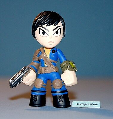 Fallout 4 Funko Mystery Minis Vinyl Figures Curie 1/6