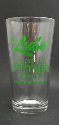 Mr Lube A Great Place For Attitude Adjustment Beer Glass Ogdensburg ?  Creen