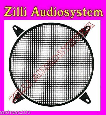 Phonocar 03025 grid metal for woofer o subwoofer from 25 cm. New