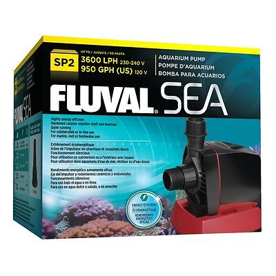 Fluval Sea SP2 Sump Pump Circulation pump Marine Fish Tanks