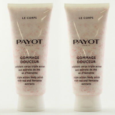 Payot Le Corps ★ Gommage Douceur 200ml - 2x