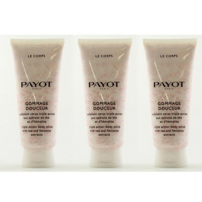 Payot Le Corps ★ Gommage Douceur 200ml - 3x