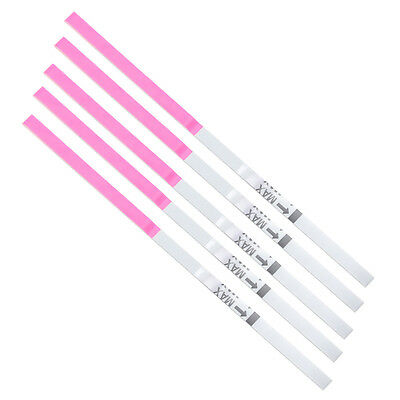 5 x Test D'Ovulation Tests Bandelette Urine Domicile Rapide 15mIU / ml
