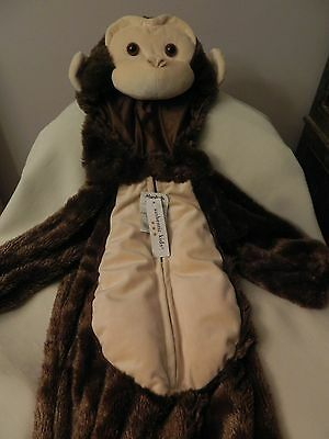 New With Tags Authentic Kids  Baby 18 Mos. Monkey Costume -- Adorable